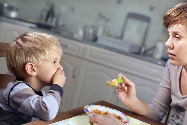 Αντιμετωπιζοντας την τροφικη νεοφοβια